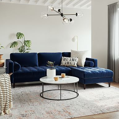 Dennes 2-Piece Chaise Sectional