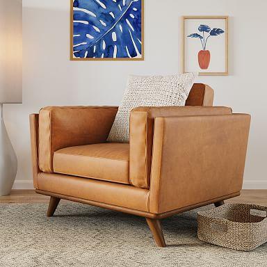 Zander Leather Chair