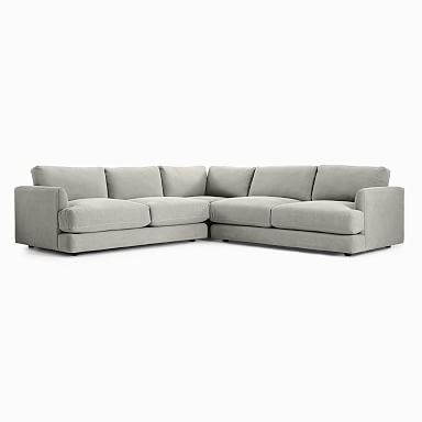 Haven 3-Piece L-Shaped Sectional