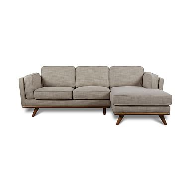 Zander 2-Piece Chaise Sectional