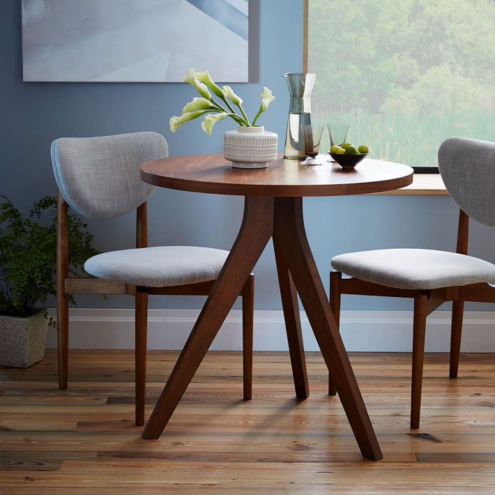 Tripod Dining Table Walnut