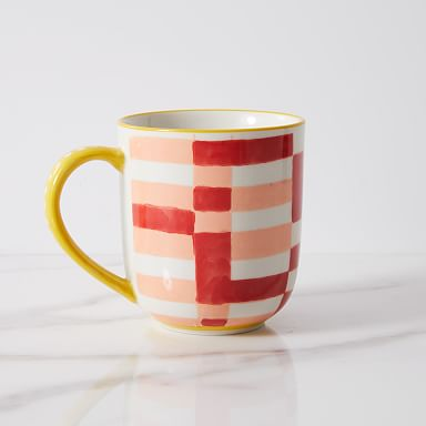 Hand-Painted Mugs
