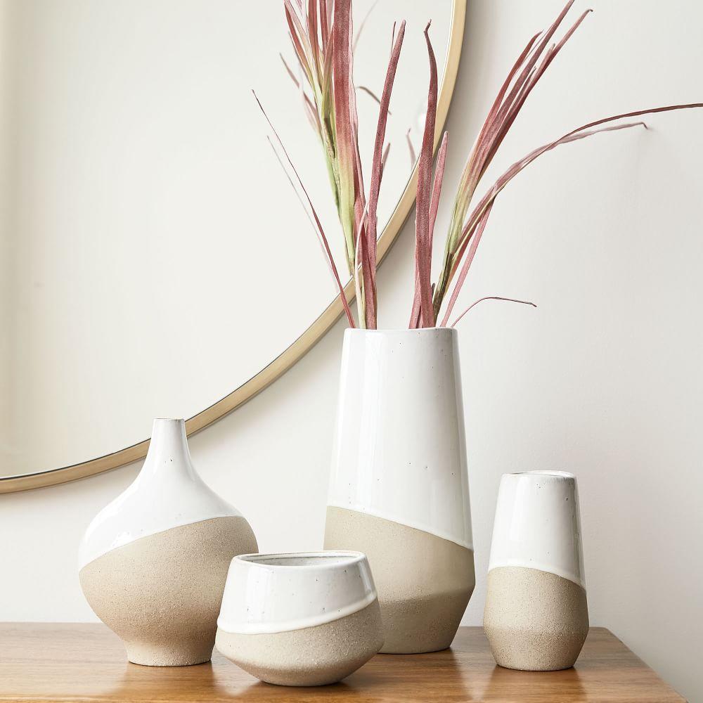 Strawberry Skinny Vase
