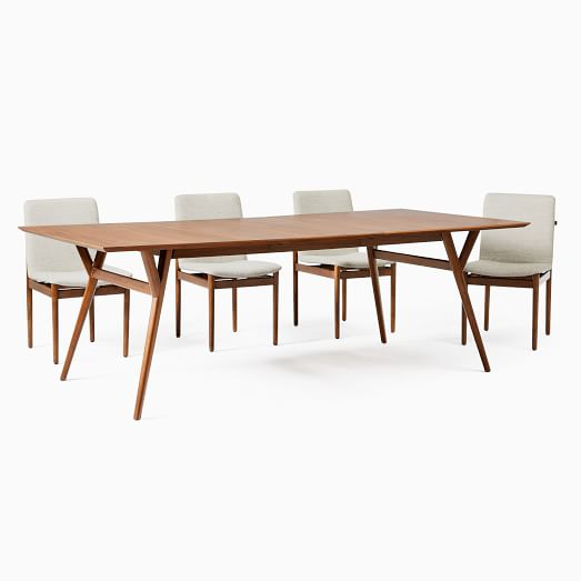 16++ West elm extending dining table Various Types