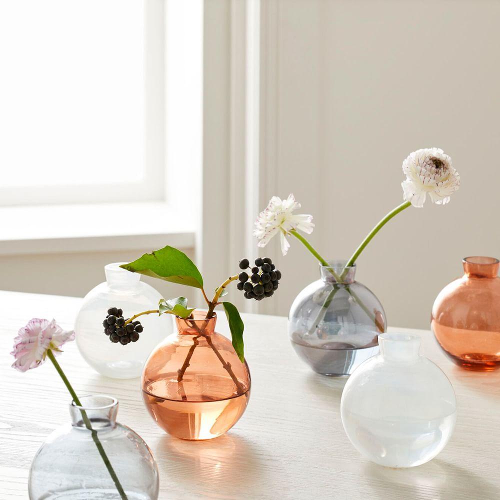 Set of 3 Bud Vases