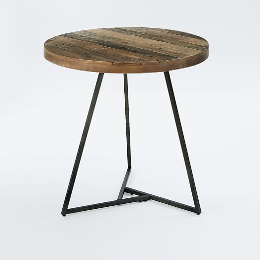 Reclaimed Wood Bistro Set
