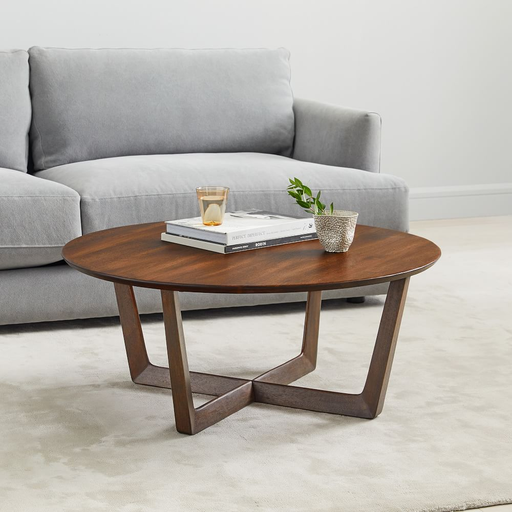 Stowe Round Coffee Table [ 1000 x 1000 Pixel ]