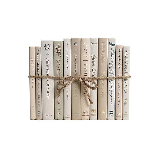 Book bundle book stack