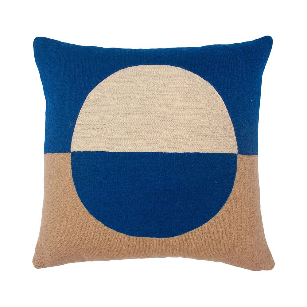 Leah Singh Marianne Pillow Cover Circle