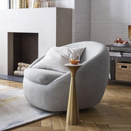 Cozy Swivel Chair, Spinning Sofa Chair