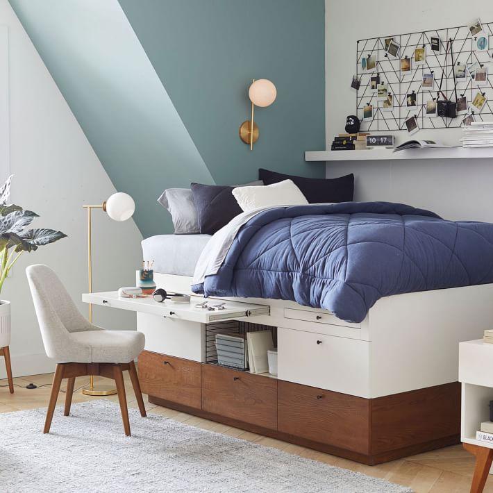 Modern Captain's Bed