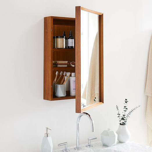Mid Century Medicine Cabinet, Medicine Cabinet Bathroom