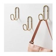 wall + hooks