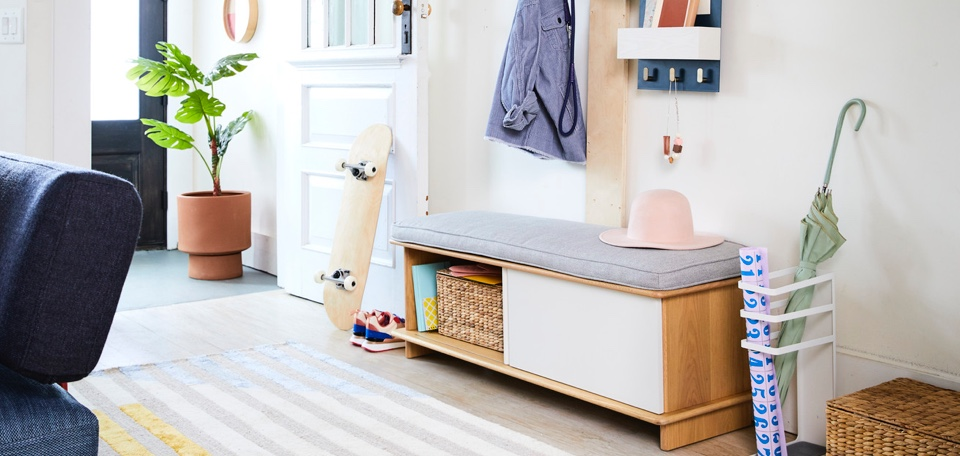 elevate your entryway