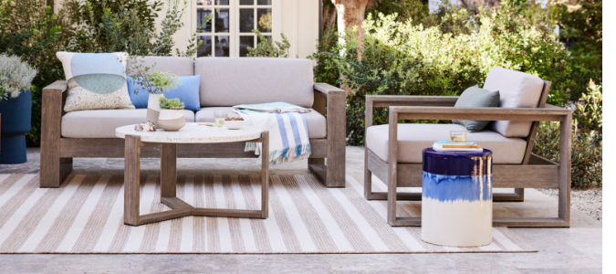 portside wood living collection