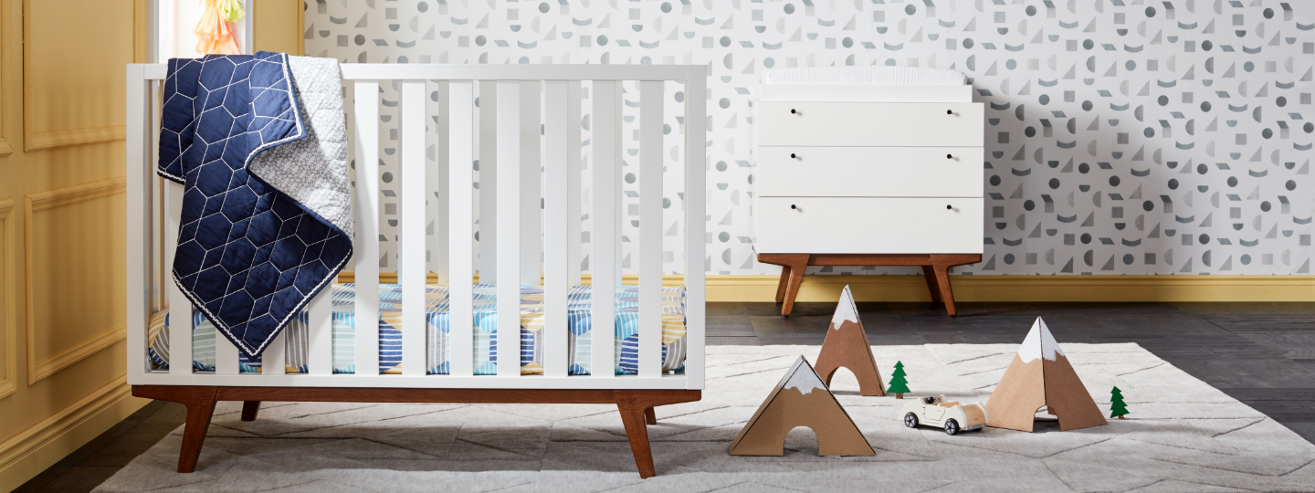 modern baby & kids bedroom collection