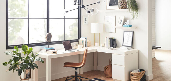 Ideas For Office Desk Organization from assets.weimgs.com