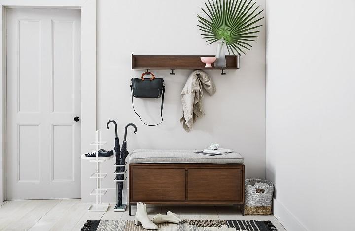 25 Small Entryway Ideas That Make A Big, Hallway Furniture Ideas