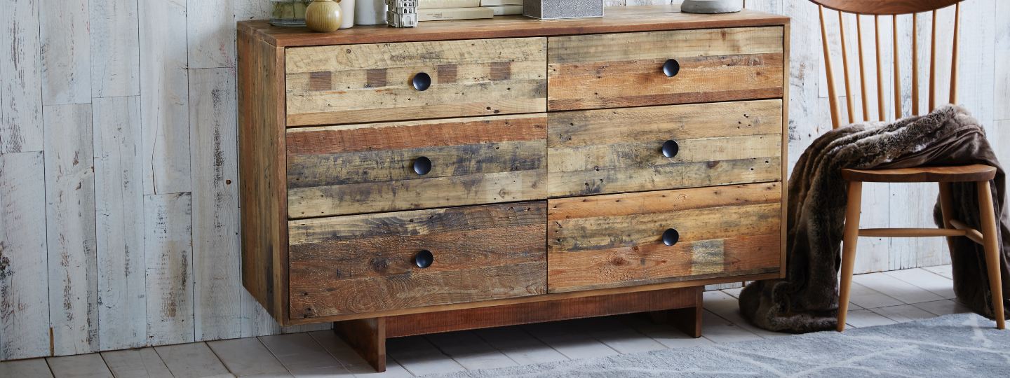 emmerson reclaimed bedroom collection