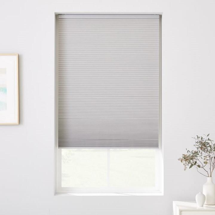 Window Treatment Ideas - Cordless Cellular Shades