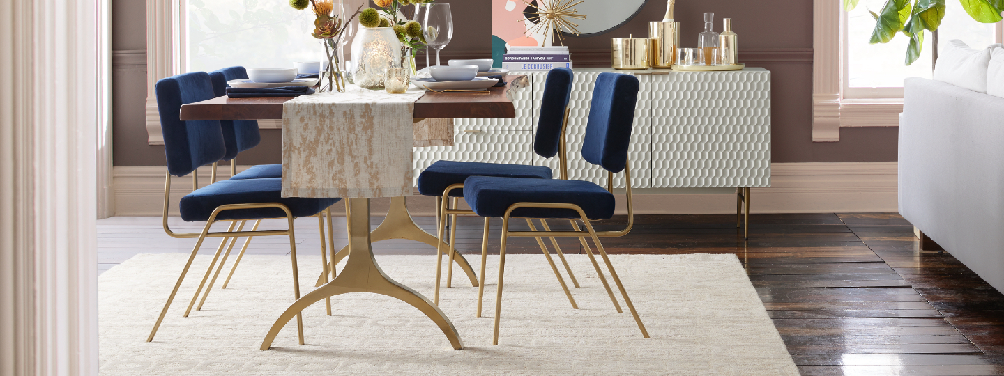 wire framed seating collection