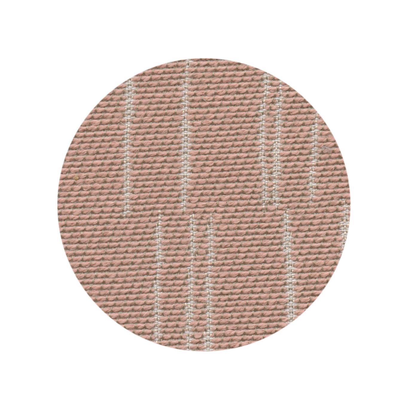Fragmented Stripe - Misty Rose