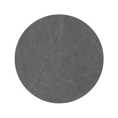 Oxford Leather - Dark Gray