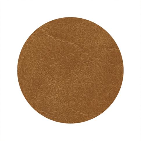 Charme Leather - Burnt Sienna