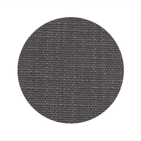 Yarn Dyed Linen Weave - Steel Gray