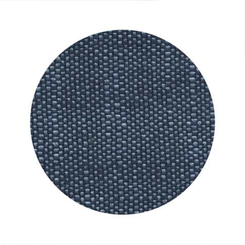 Performance Yarn Dyed Linen Weave - French Blue