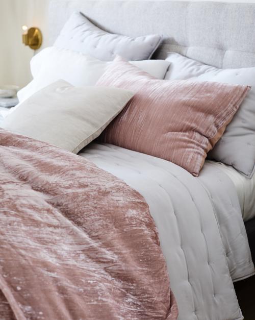 velvet sheets