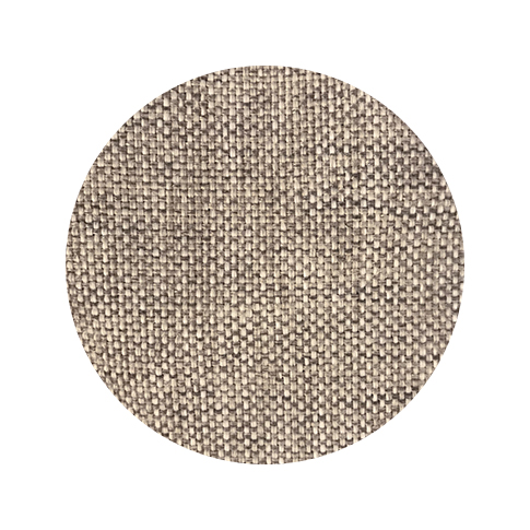 Heathered Crosshatch - Natural