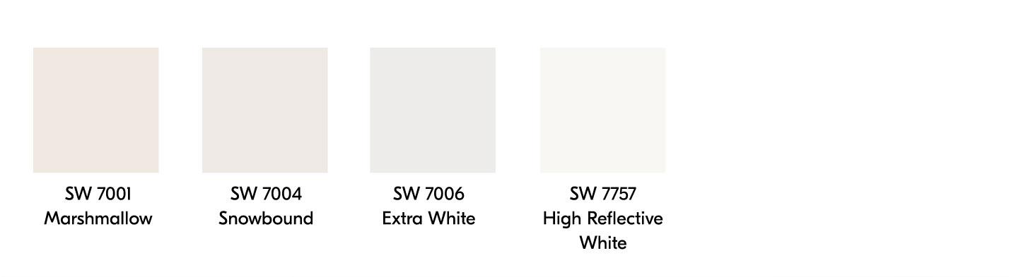 Sherwin-Williams Paint Palette