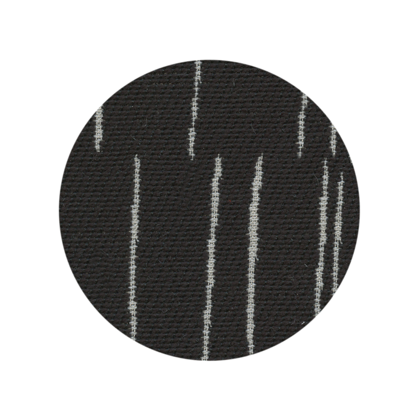 Fragmented Stripe - Black Stone