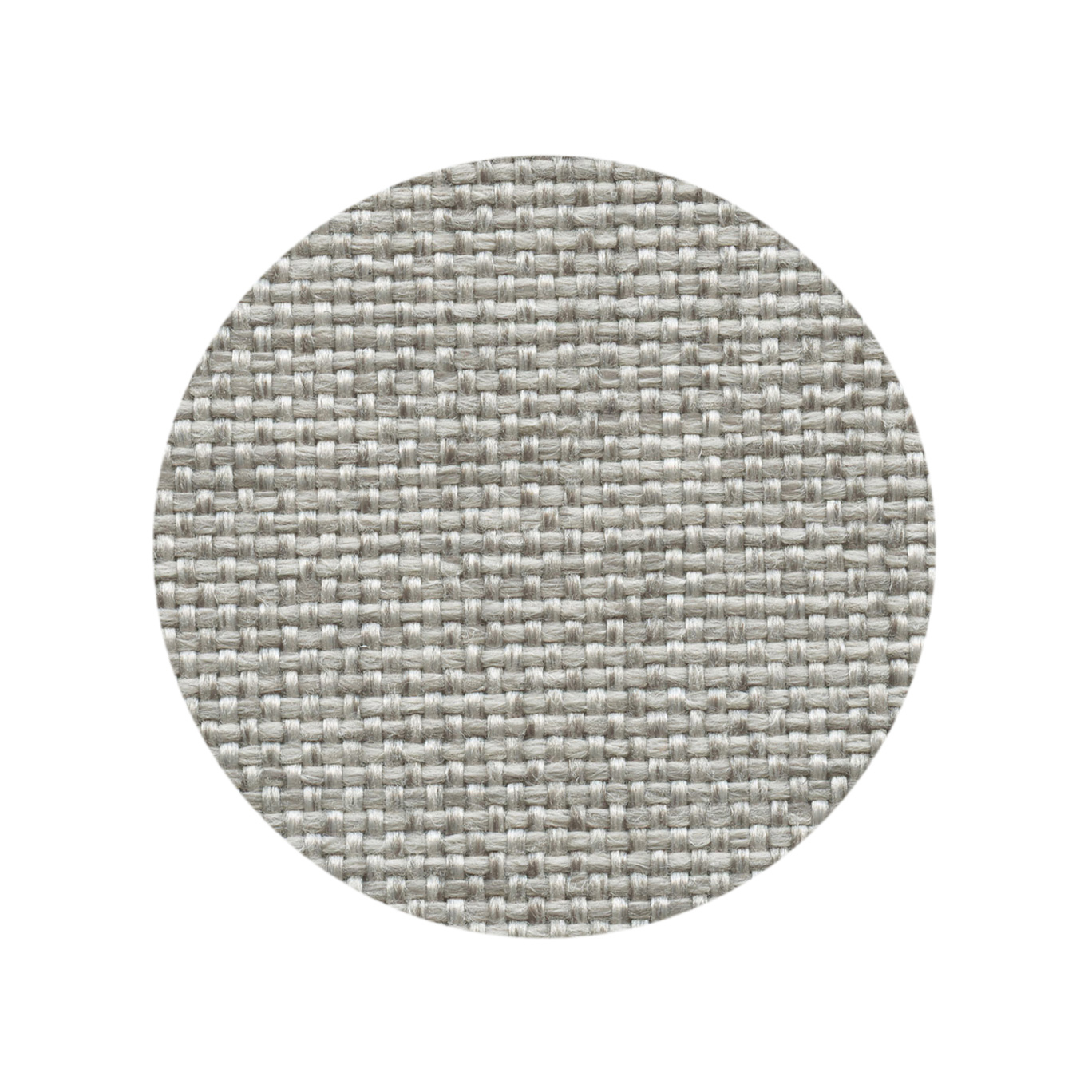 Textured Crosshatch - Feather Gray
