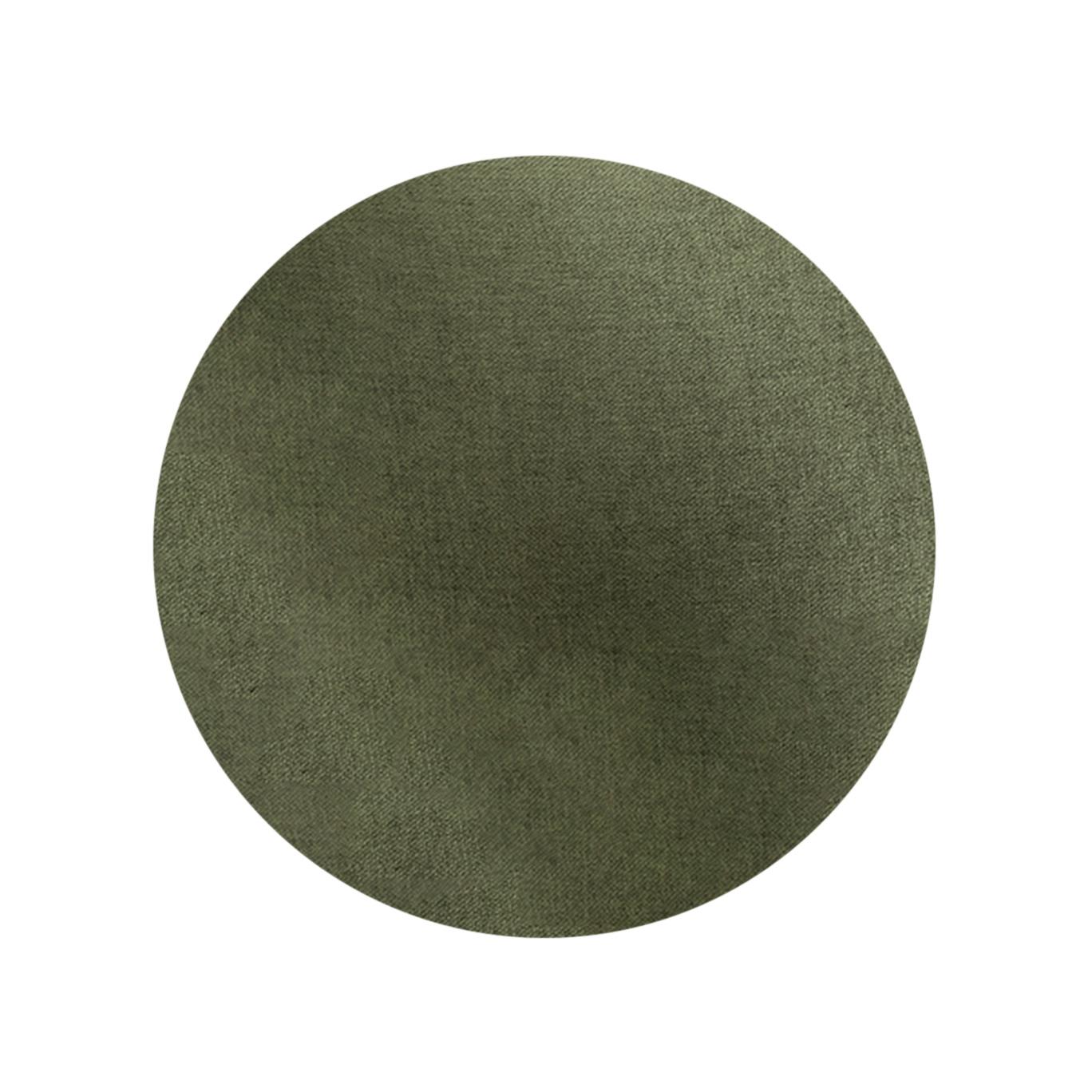 Distressed Velvet - Beetle Green