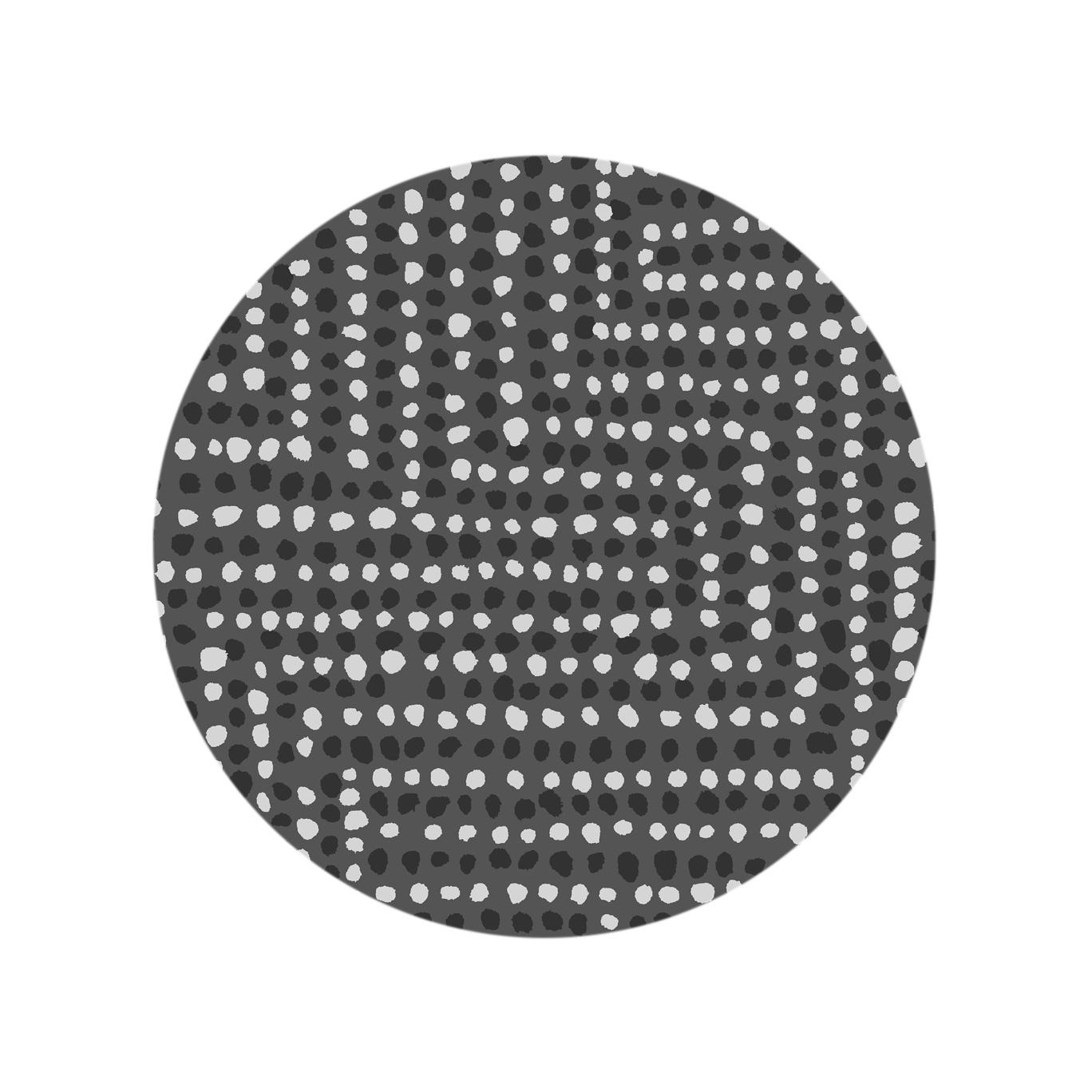 Traveling Dot - Black