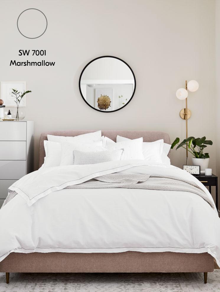 SW 7001 Marshmallow
