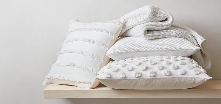 Pillows & Throws Inspiration