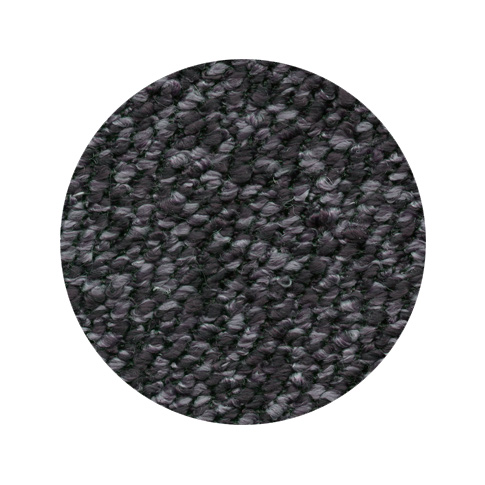 Luxe Boucle - Black & White