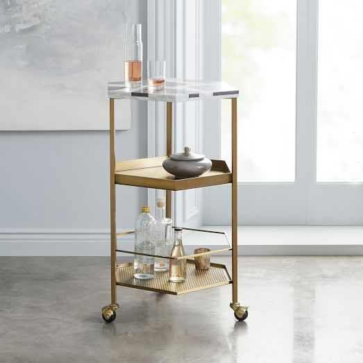 Roar & Rabbit™ Bar Cart