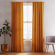 Nate Berkus Linen Window Panels