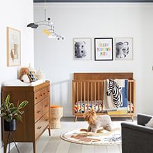 Modern Baby Nursery Furniture
