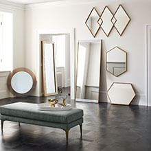 Wall Decor Modern Wall Art Mirrors
