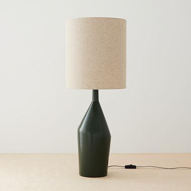 Asymmetry Ceramic Table Lamp - Large