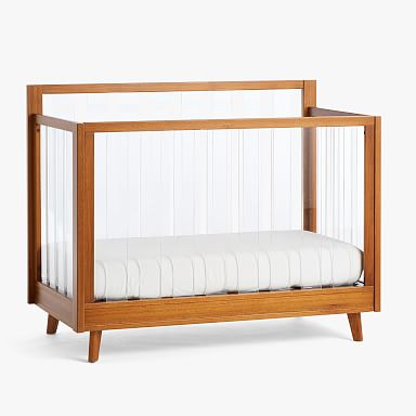 Sloan 4-in-1 Convertible Crib - Acorn
