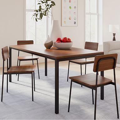 Frame Dining Table - Walnut