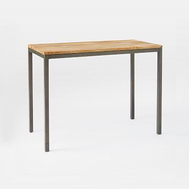 Box Frame Counter Table
