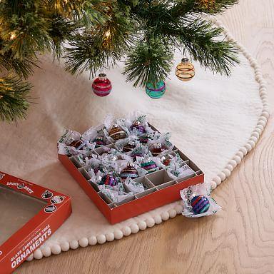 Shiny-Brite™ Ornaments (Set of 20)