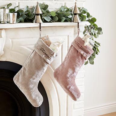 Lush Velvet Stockings